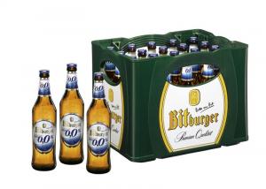 Bitburger Pils alkoholfrei 0,0% 20x0,50l