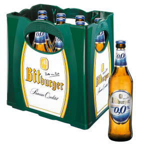Bitburger Pils alkoholfrei 0,0% 11x0,50l