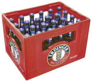 Erdinger alkoholfrei 24x0,33l