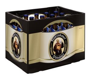 Franziskaner alkoholfrei 20x0,50l