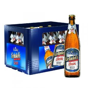 Gründels alkoholfrei 20x0,50l