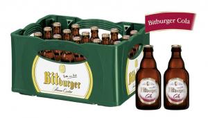 Bitburger Cola 20x0,33l