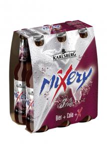 Mixery Six Pack 6x0,33l