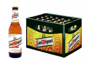 San Miguel Especial 24x0,33l