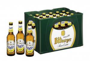 Bitburger Radler alkoholfrei 0,0% 24x0,33l