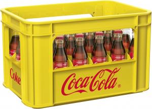 Coca-Cola 24x0,20l Glas