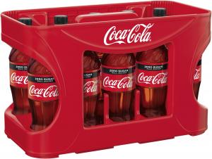 Coca-Cola zero 12x0,50l PET