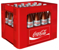 Coca-Cola light 20x0,50l Glas