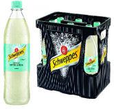 Schweppes Bitter lemon 6x1,00l PET