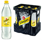 Schweppes Tonic 6x1,00l PET