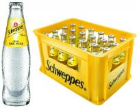 Schweppes Tonic 24x0,20l Glas
