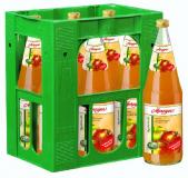 Merziger Apfelsaft trüb 6x1,00l Glas
