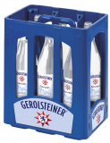 Gerolsteiner Sprudel 6x1,00l Glas