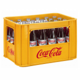 Coca-Cola light 24x0,33l Glas