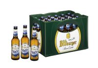 Bitburger Pils alkoholfrei 0,0% 24x0,33l